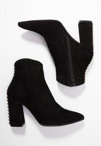 Adele Dezotti - High heeled ankle boots - nero - 3