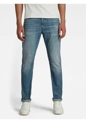 TRIPLE A REGULAR STRAIGHT  - Straight leg jeans - kir broken twill o - faded tide