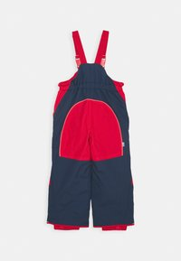 Finkid - TOOPE UNISEX - Snow pants - navy/red - 1