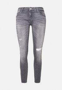 ONLY - ONYCORAL LIFE - Jeans Skinny Fit - grey denim - 0