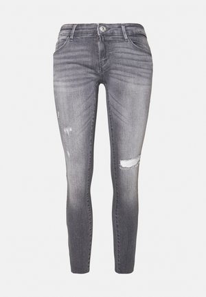 ONYCORAL LIFE - Jeans Skinny Fit - grey denim
