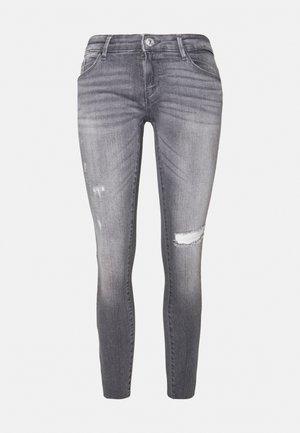 ONYCORAL LIFE - Jeans Skinny - grey denim