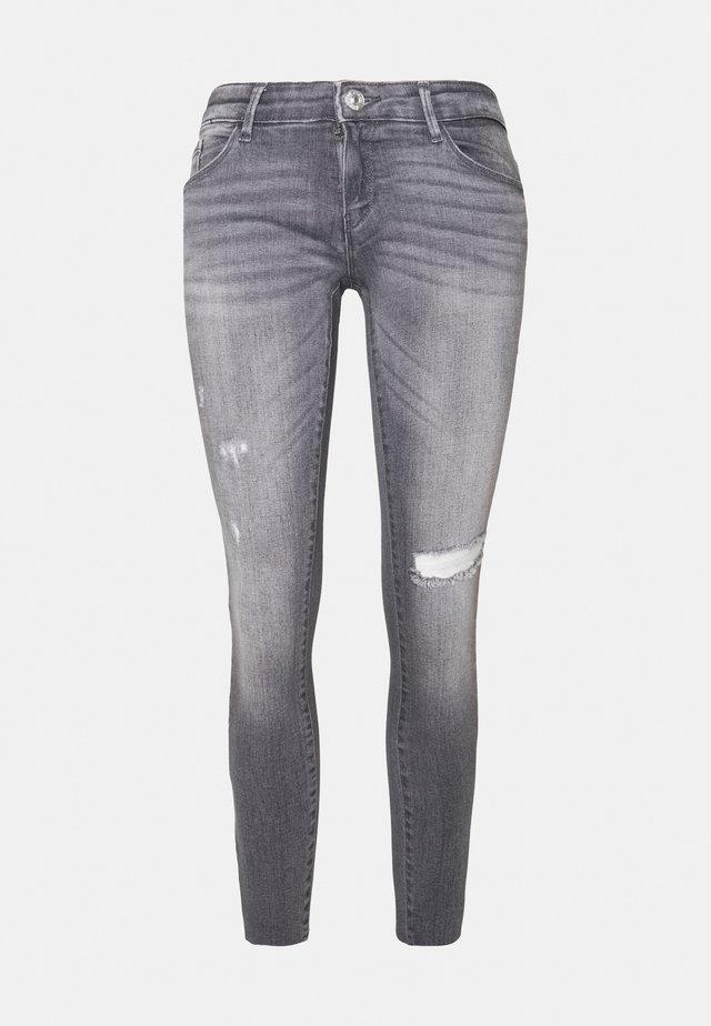 ONYCORAL LIFE - Skinny džíny - grey denim
