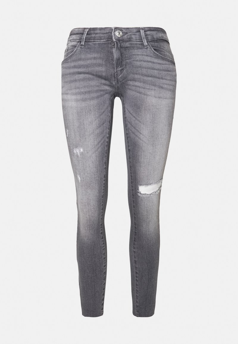 ONLY - ONYCORAL LIFE - Jeans Skinny Fit - grey denim