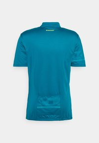Ziener - NOBUS MAN  - Print T-shirt - crystal blue - 1