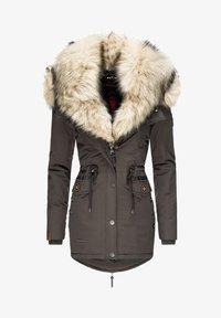Navahoo - Winter coat - anthracite - 0
