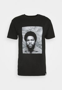 ICE CUBE - Print T-shirt - black