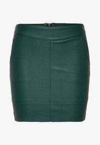 ONLY - ONLBASE  - Falda de tubo - dark green - 5
