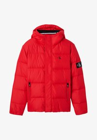 Calvin Klein Jeans - Winter jacket - red hot - 4