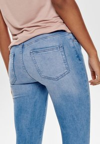 ONLY - Jeans Skinny Fit - light blue denim - 4