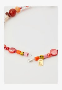 WALD - CANDY NECKLACE - Halskæder - red - 1