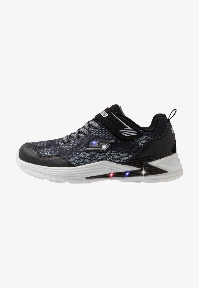 ERUPTERS III - Sneakers laag - black/silver