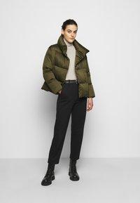 WEEKEND MaxMara - OFELIA - Down jacket - khaki - 1