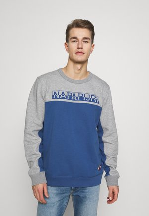 Sweatshirt - blue navy