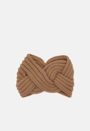 CIRIACO - Ear warmers - kamel