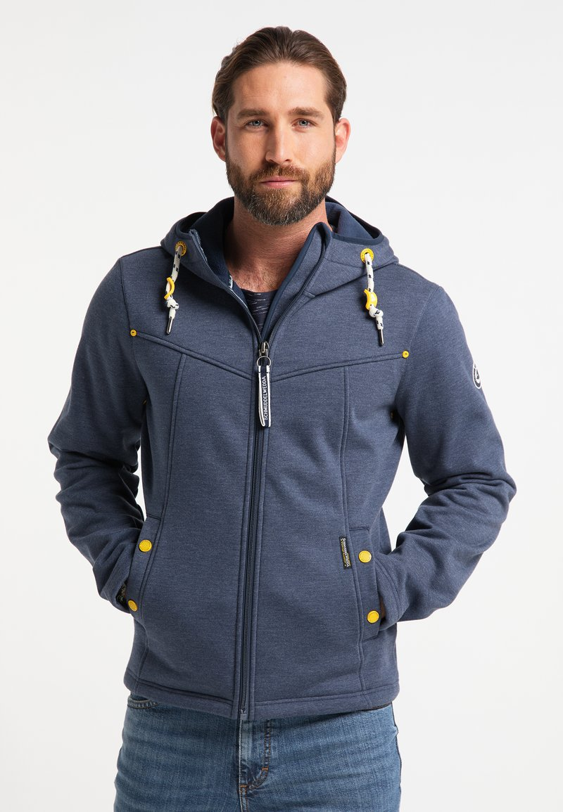 Schmuddelwedda - Outdoor jacket - marine melange