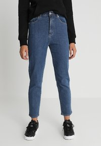 Abrand Jeans - '94 HIGH - Slim fit jeans - blue denim - 0