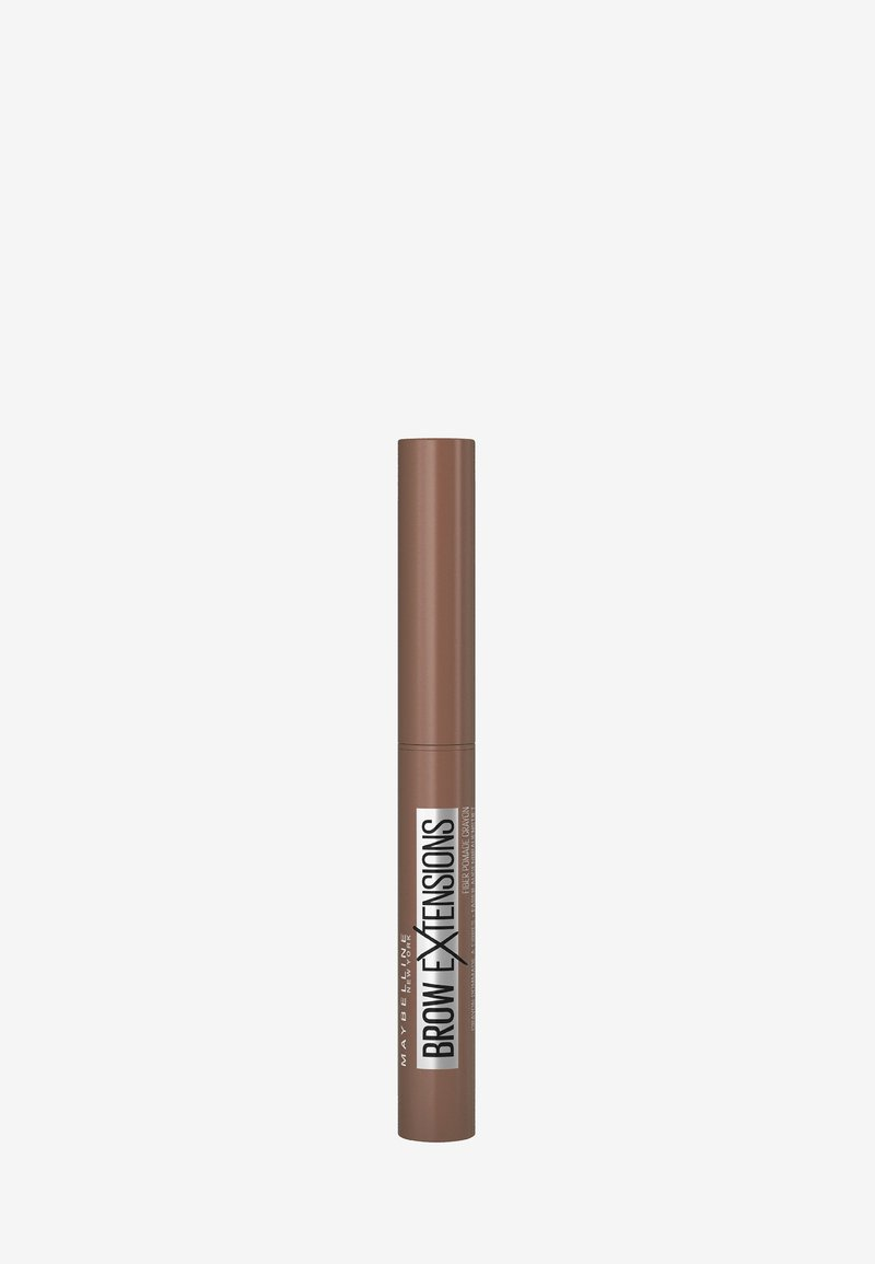 Maybelline New York - BROW EXTENSIONS - Eyebrow pencil - 4 soft brown