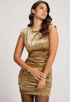 SAMT - Cocktail dress / Party dress - goldenfarbe