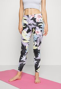 Onzie - HIGH BASIC MIDI - Leggings - kiku - 0