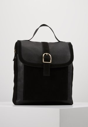 LEATHER - Reppu - black