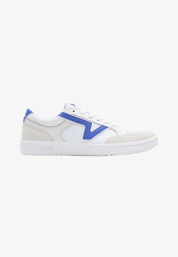 LOWLAND UNISEX - Trainers - mottled blue