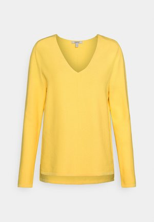 Jumper - sunflower yellow