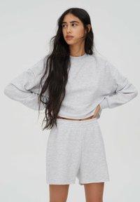 PULL&BEAR - SET - Dres - grey - 3