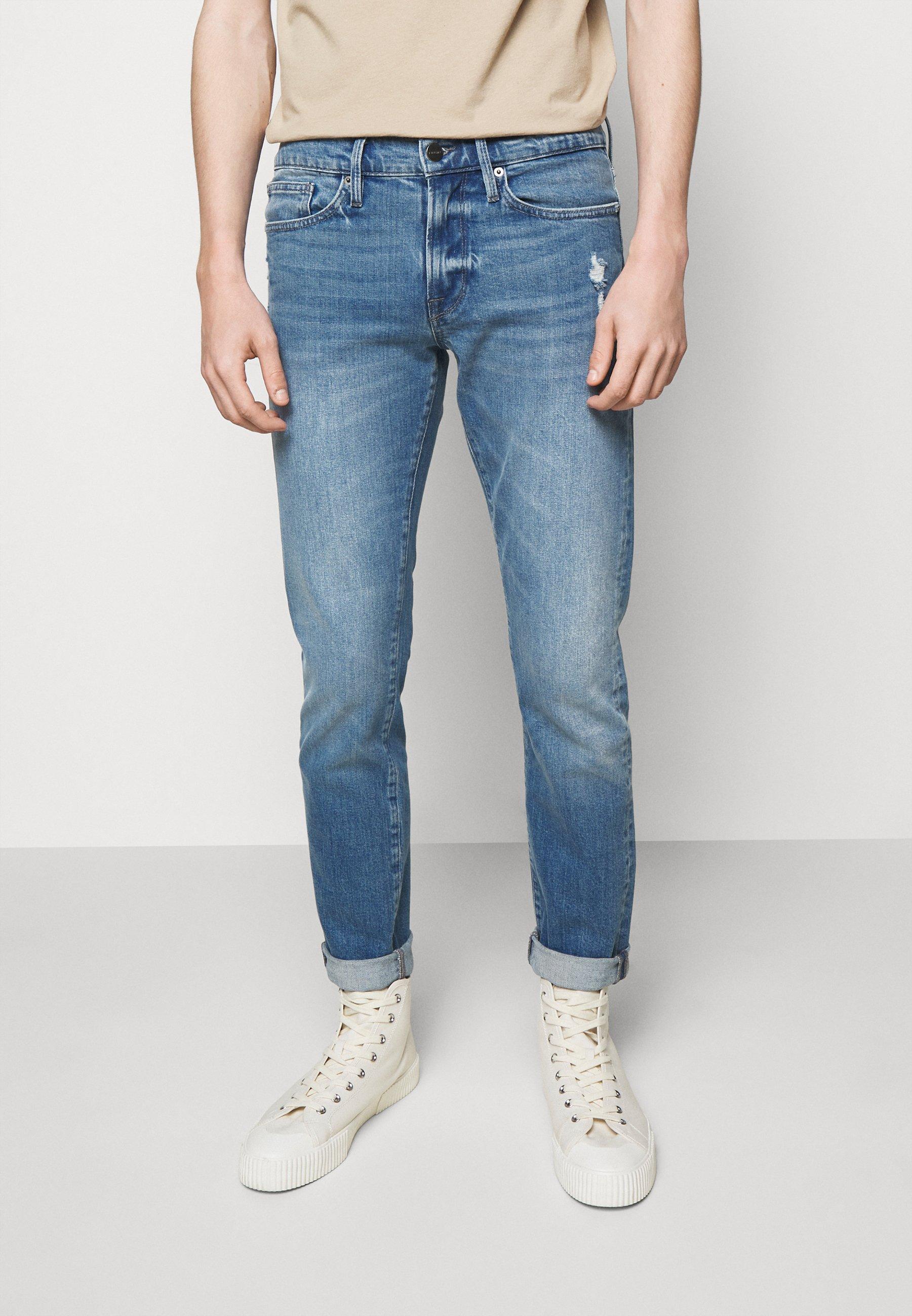 Men L'HOMME  - Slim fit jeans