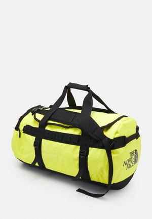 BASE CAMP DUFFEL M UNISEX - Sports bag - light yellow