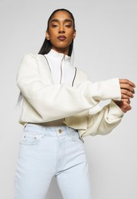 Nike Sportswear - TREND - veste en sweat zippée - coconut milk - 4