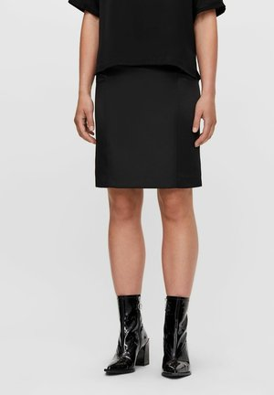 ROCK JESSI - Pencil skirt - black
