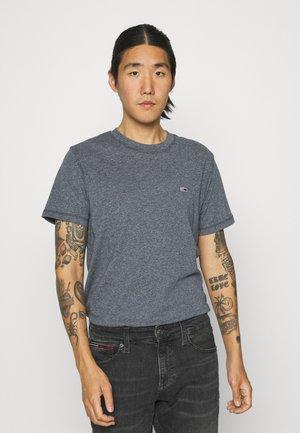 C NECK TEE - Basic T-shirt - twilight navy heather