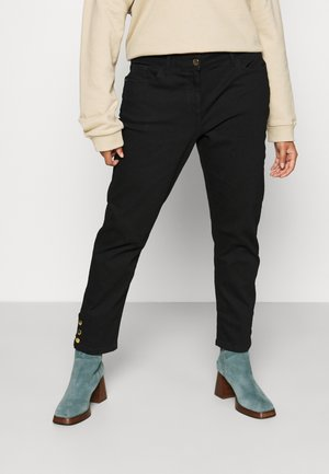 ICARO - Slim fit jeans - black