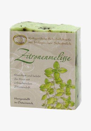 FLOREX KALTGERÜHRTE SCHAFMILCHSEIFE ZITRONENMELISSE - Soap bar - -