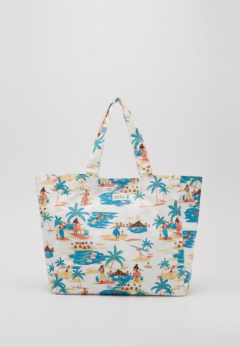 Roxy - ANTI TOTE  - Shopping bag - snow white honolulu