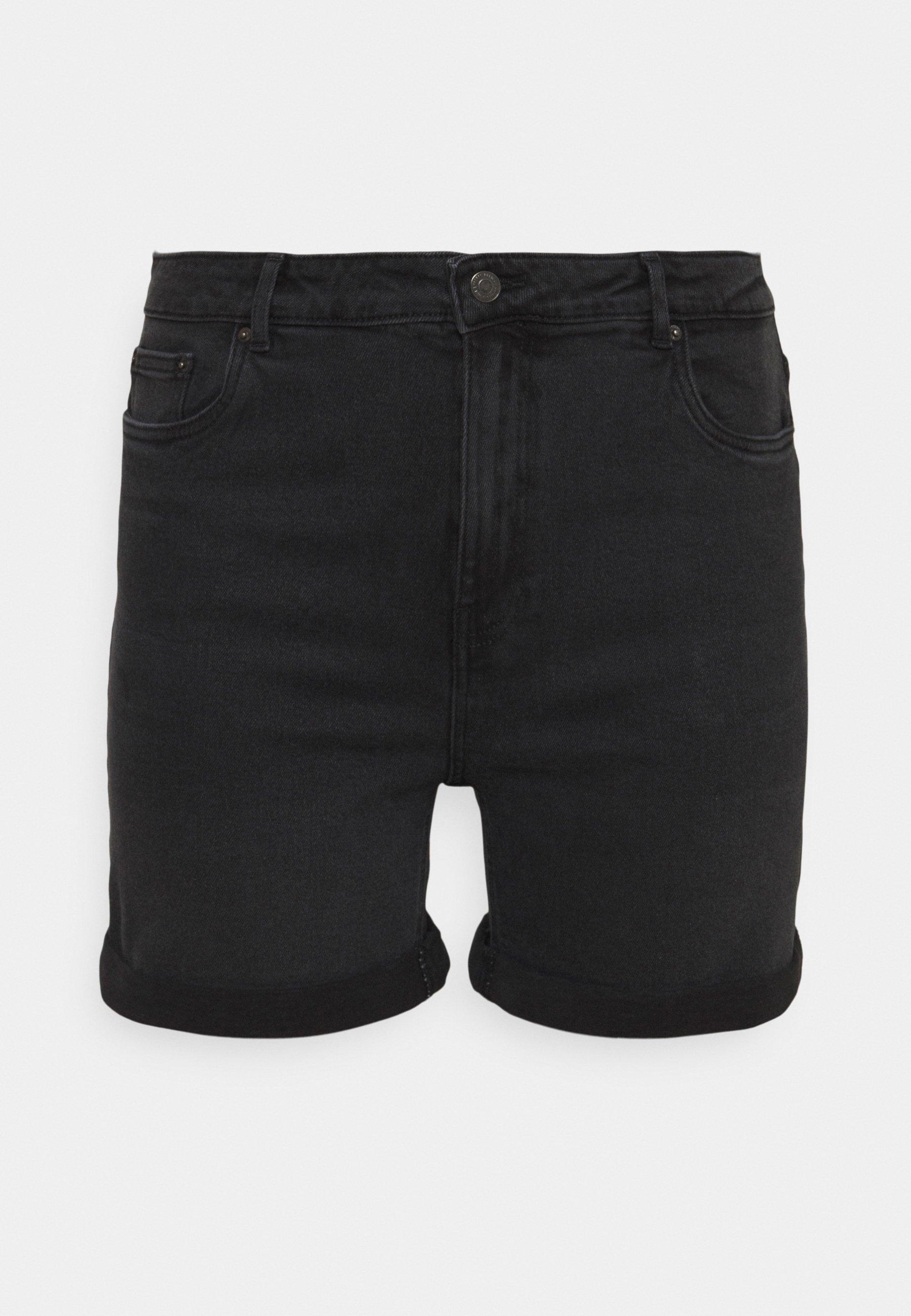 Women VMJOANA MOM - Denim shorts