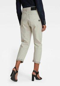 G-Star - ARC 3D BOYFRIEND - Relaxed fit jeans - ecru - 1