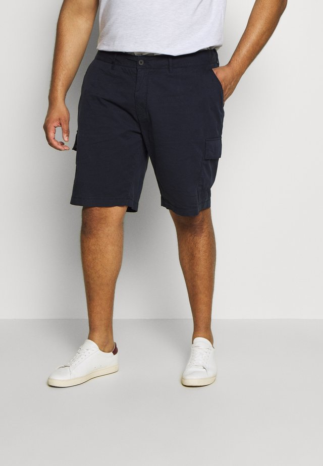 PLUS CARGO - Shorts - navy