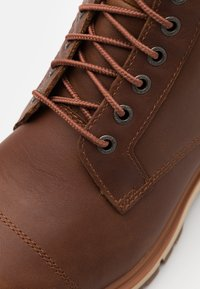 "Timberland - RADFORD 6"" PT BOOT WP - Lace-up ankle boots - rust - 5"