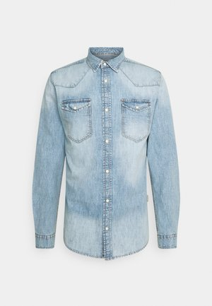 JEREMY - Shirt - light blue