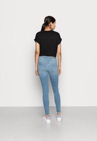 ONLY - ONLBLUSH - Jeans Skinny Fit - light blue denim - 2