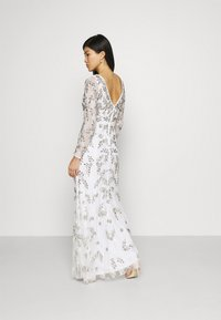Maya Deluxe - ALL OVER FLORAL DRESS - Occasion wear - ivory - 2