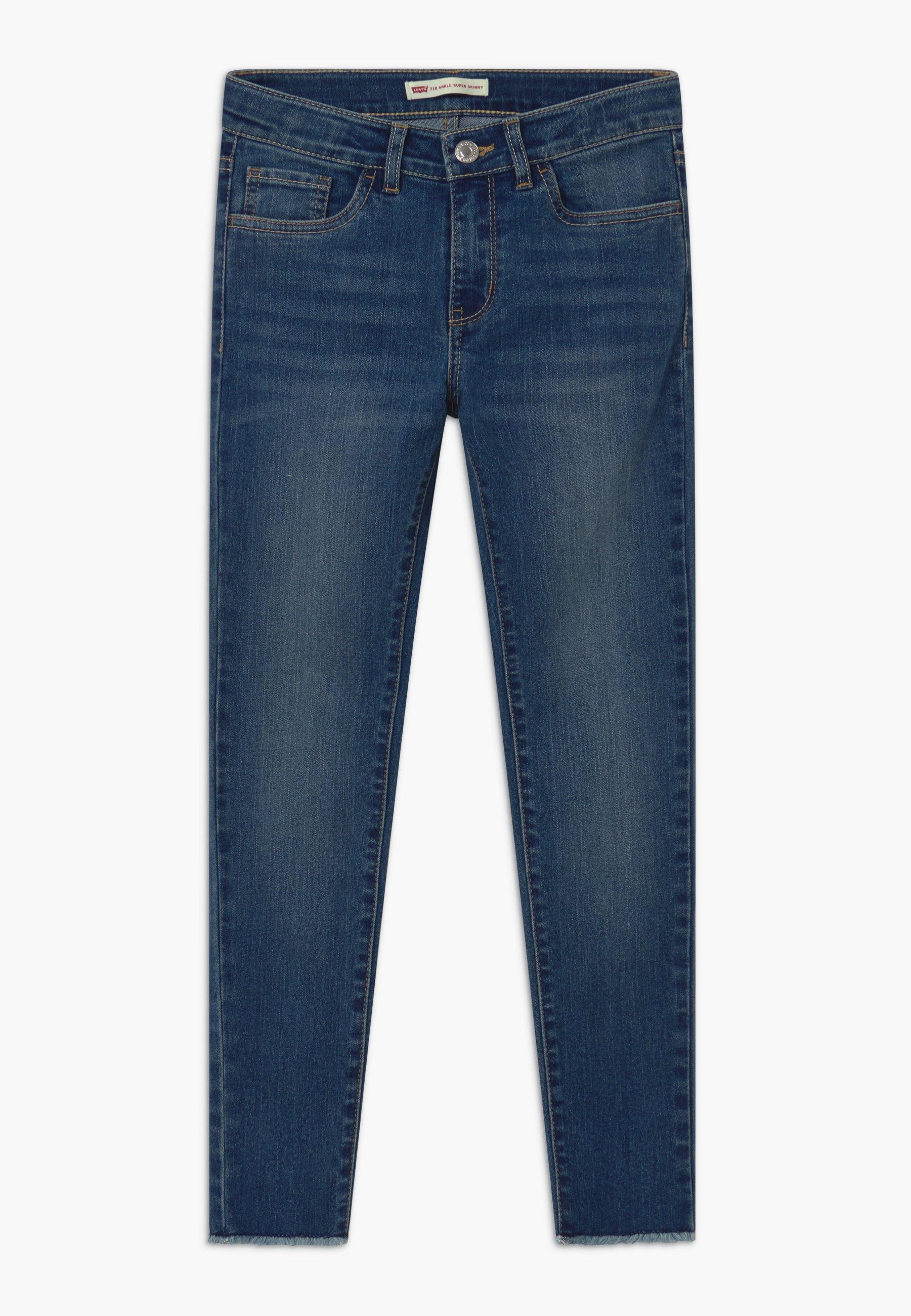 Kids 710 SKINNY ANKLE - Jeans Skinny Fit