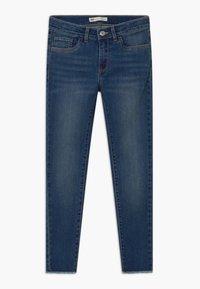 Levi's® - 710 SKINNY ANKLE - Jeans Skinny Fit - blue denim - 0