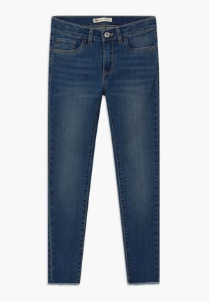 710 SKINNY ANKLE - Vaqueros pitillo - blue denim