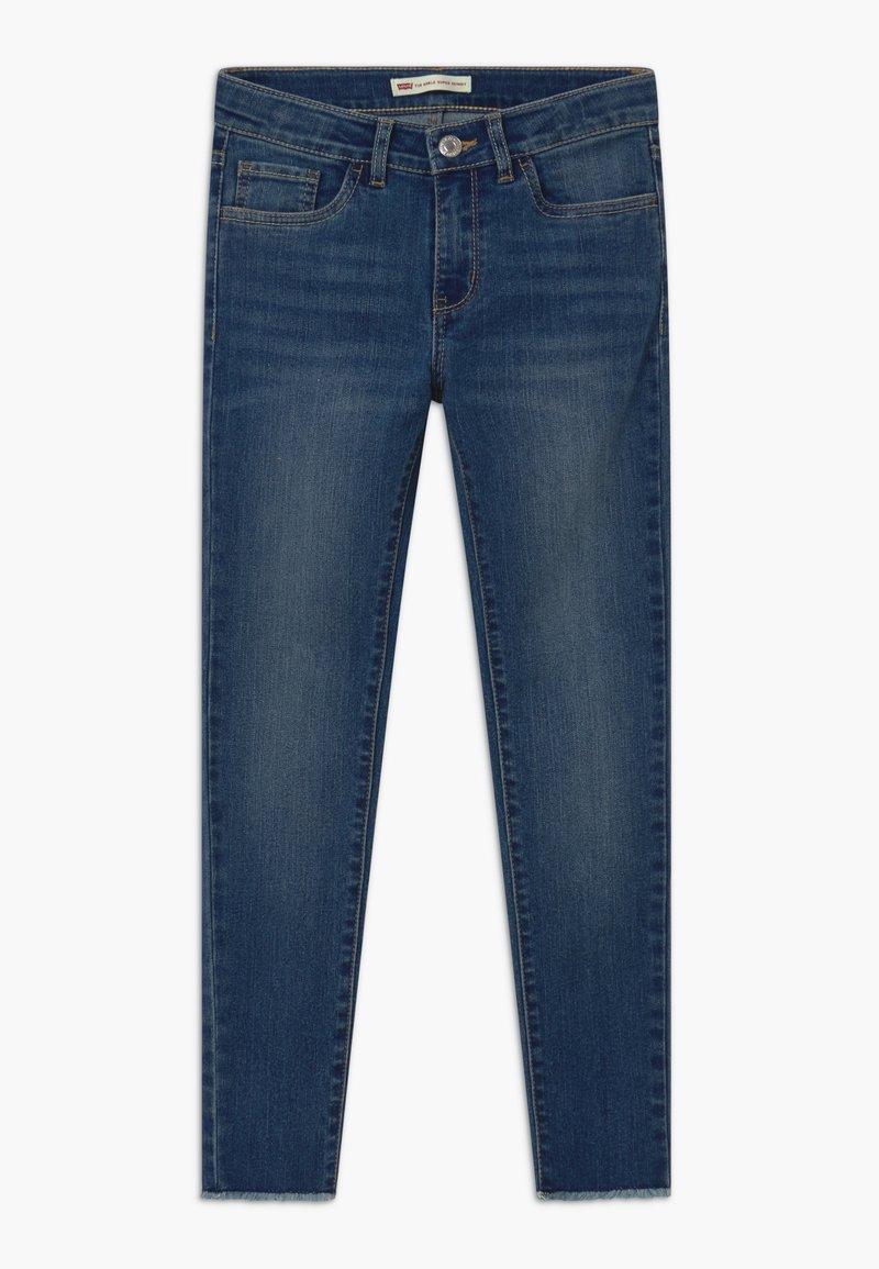Levi's® - 710 SKINNY ANKLE - Jeans Skinny Fit - blue denim