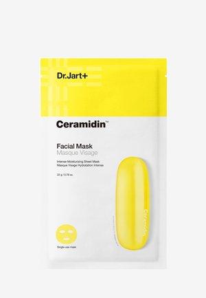 CERAMIDIN FACIAL BARRIER SHEET MASK - Ansigtsmaske - -