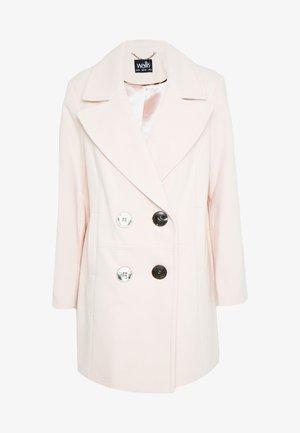 CAR COAT - Classic coat - pink