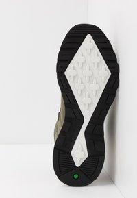 Timberland - SPRINT TREKKER - Sneakers hoog - dark green/wheat - 4